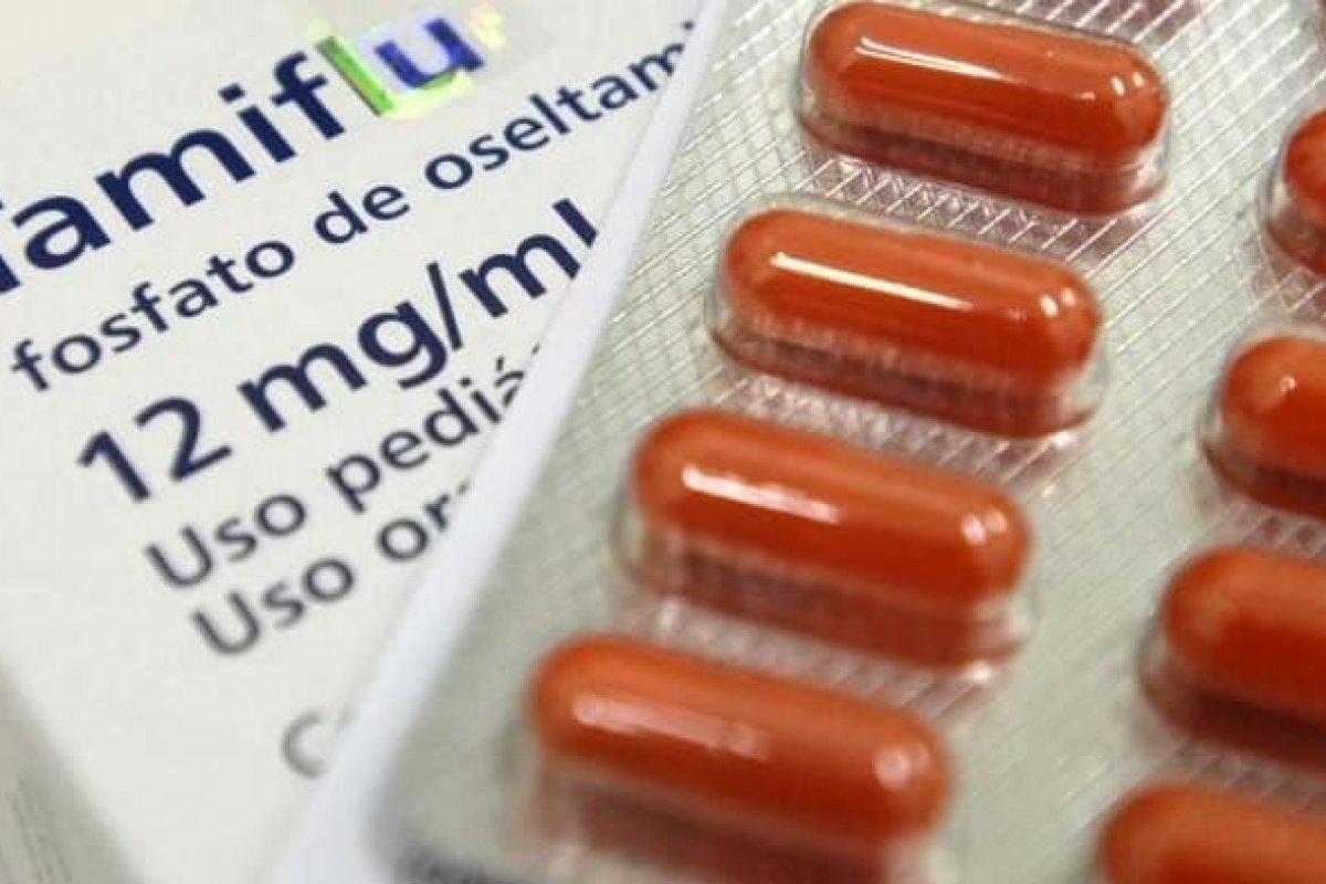 [Distribuição de tamiflu é 160% maior do que a de cloroquina para tratamento da Covid-19 no Brasil]