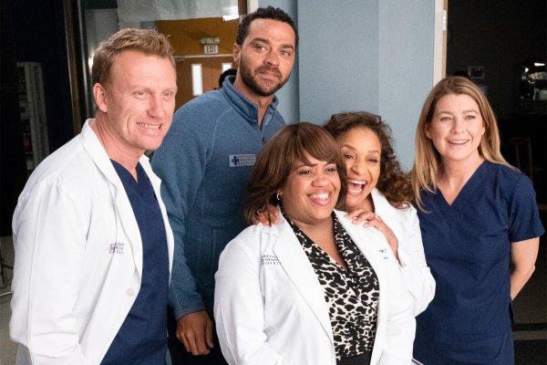 [Grey's Anatomy e The Good Doctor ganham datas de estreia na ABC]