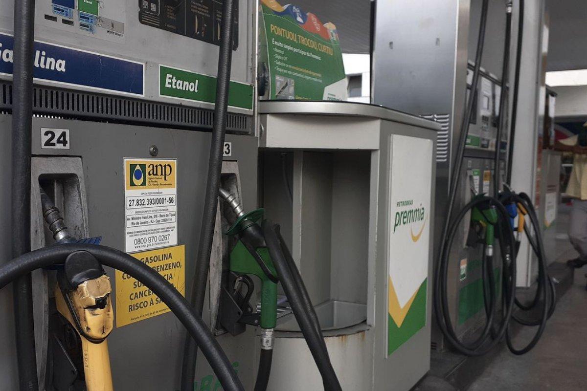 [Preço da gasolina comum fica até R$ 0,56 mais barata em Salvador]
