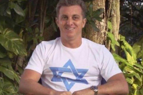 [Luciano Huck celebra  ano novo judaico e explica origem da tradição]