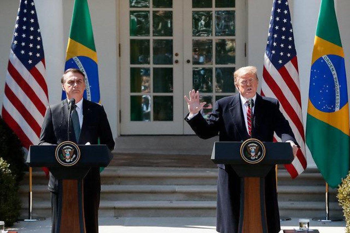 [Podcast: Relação Brasil x Estados Unidos em meio ao processo eleitoral americano]