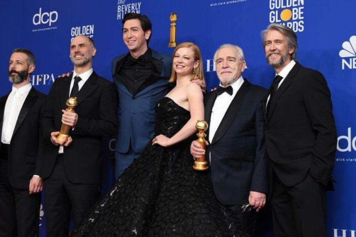 Succession' vence categoria de melhor serie dramática no Emmy - Cultura | Farol da Bahia