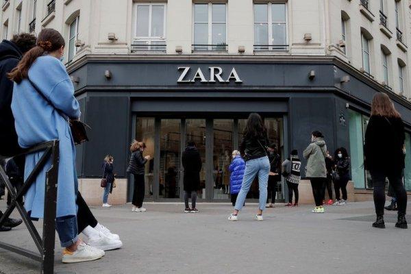 [Grupo que comanda a Zara vê vendas reduzirem 37%, mas retorna ao lucro]