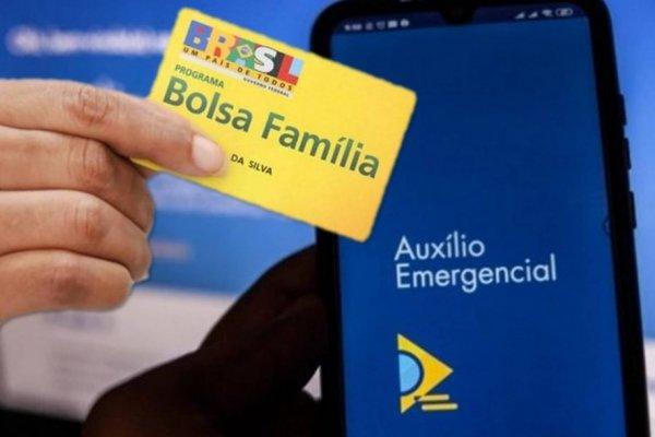 [Auxílio emergencial de R$ 300 é pago a mais 1,6 milhão de beneficiários do Bolsa Família hoje ]
