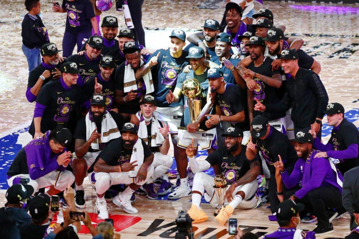 [Sucesso da temporada da NBA custou R$ 950 milhões e apoio dos atletas ]