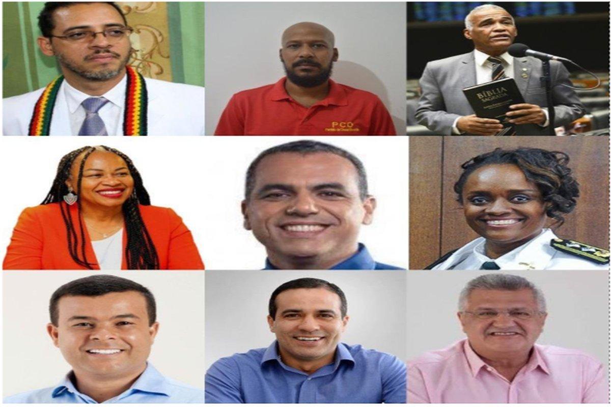 [Eleições 2020: Veja a agenda dos candidatos a prefeito de Salvador ]
