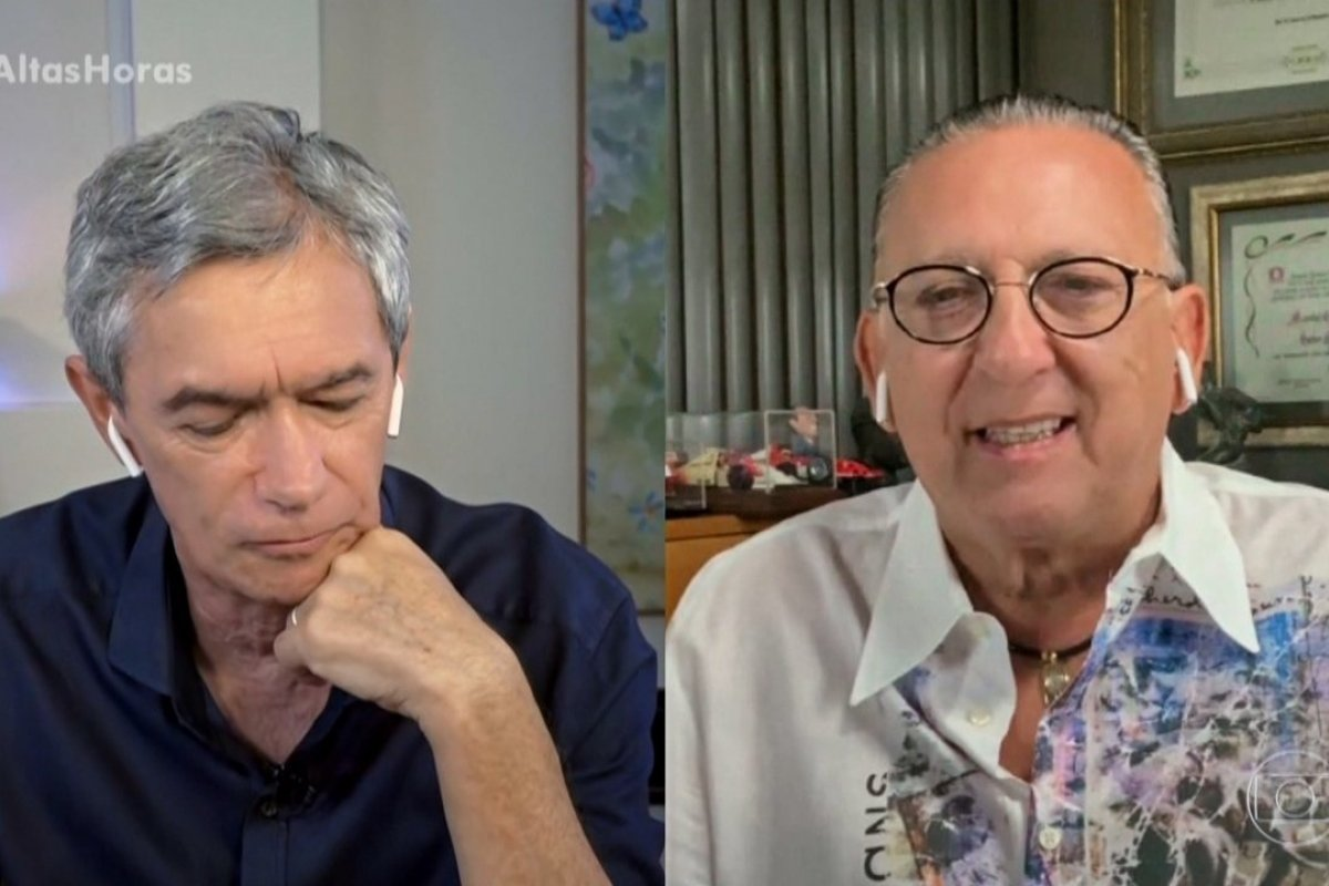 [Galvão afirma negociação com a Globo para narrar a Copa de 2022]