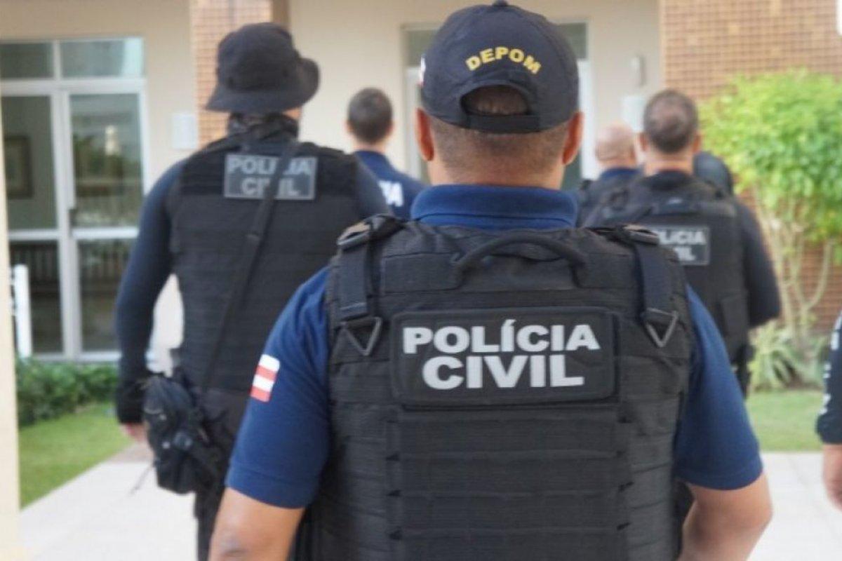 [Suspeito de homicídio é preso em Juazeiro, diz SSP]