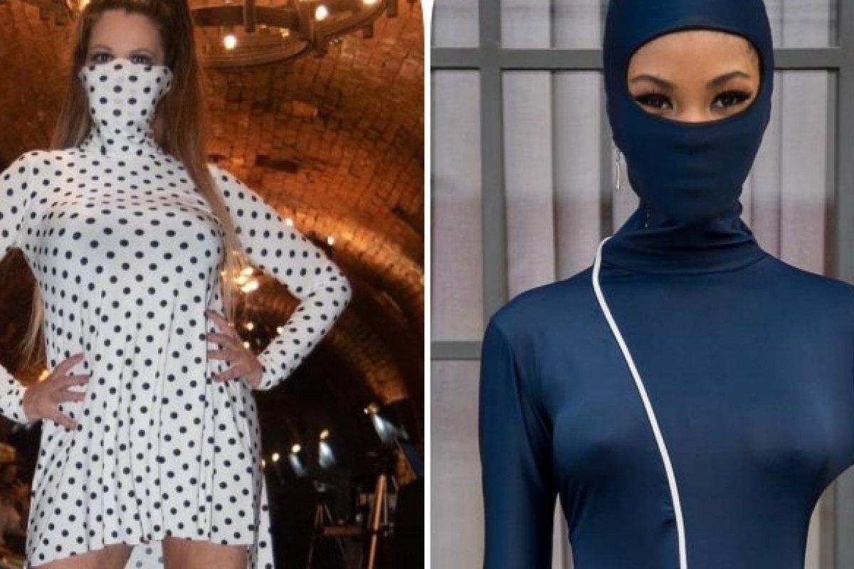 [Em tempos de pandemia, estilista brasileiro lança coleção inspirada nas tartarugas ninjas ]