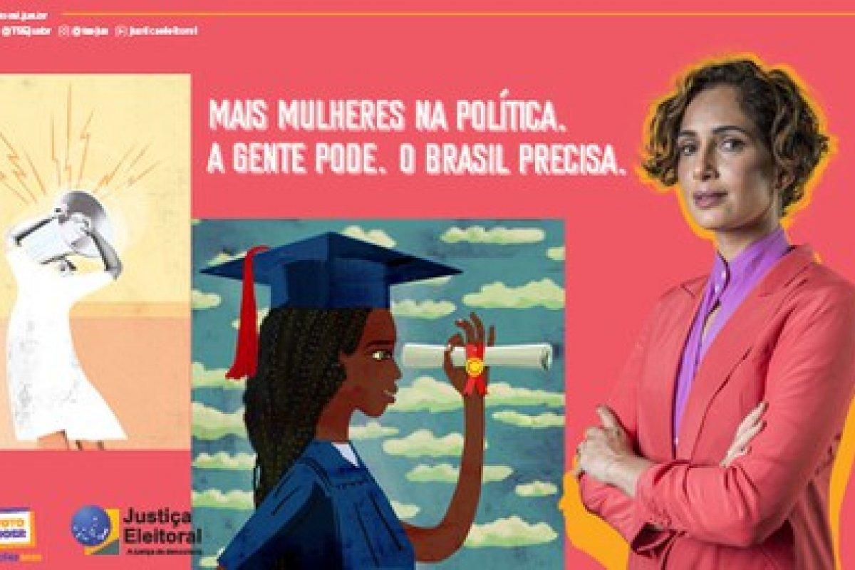 [Em parceria com o Instagram, TSE lança Guia de Segurança para Mulheres na Política]
