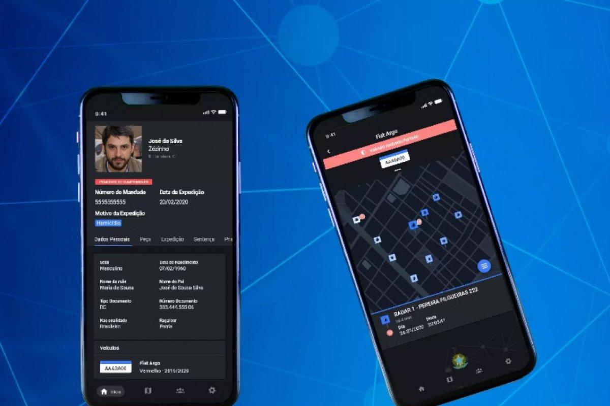 [Policiais baianos terão acesso a app para consultar mandados de prisão e carros roubados]