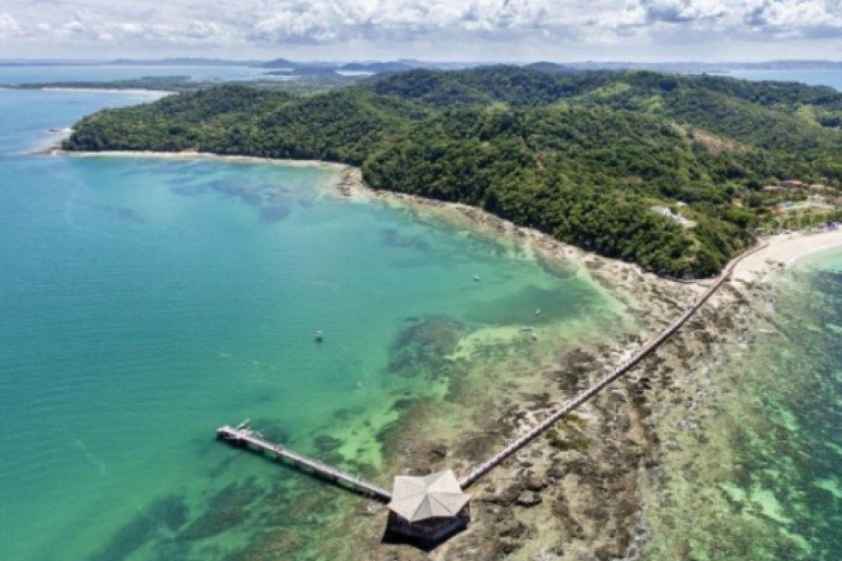 [Praia na Ilha dos Frades tem Selo Bandeira Azul renovado para 2021]