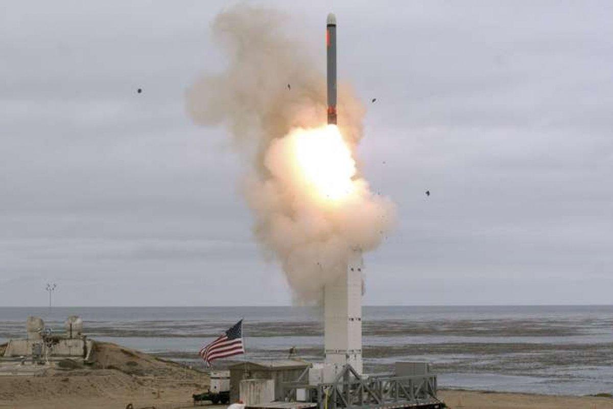 [ EUA anunciam venda a Taiwan de mísseis com capacidade de bombardear a China]