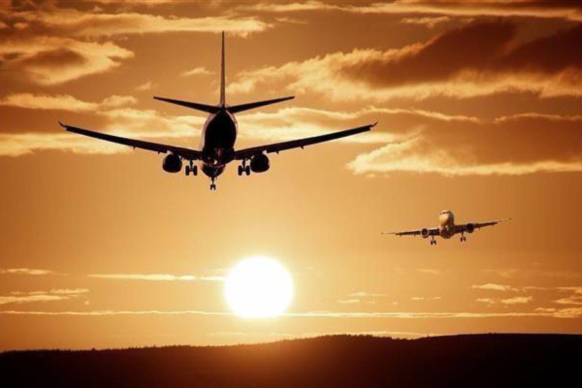 [OMS afirma que risco de contrair Covid-19 em aviões é