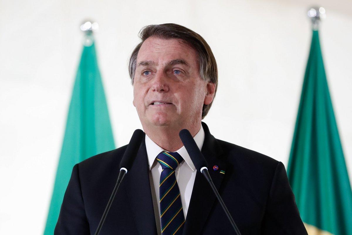 [Bolsonaro divulga lista de embaixadas fechadas pelo governo em 2020]