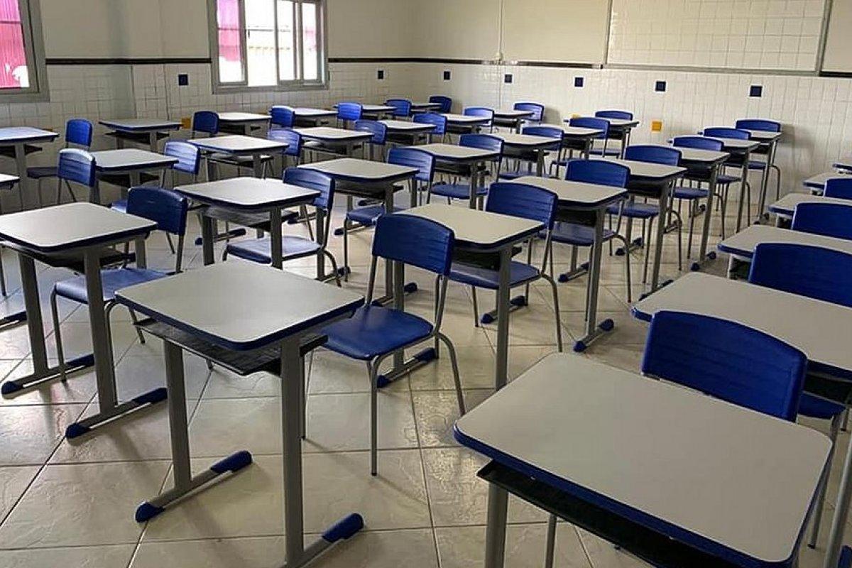 [Covid-19: Governo da Bahia prorroga até 15 de novembro decreto que proíbe aulas ]