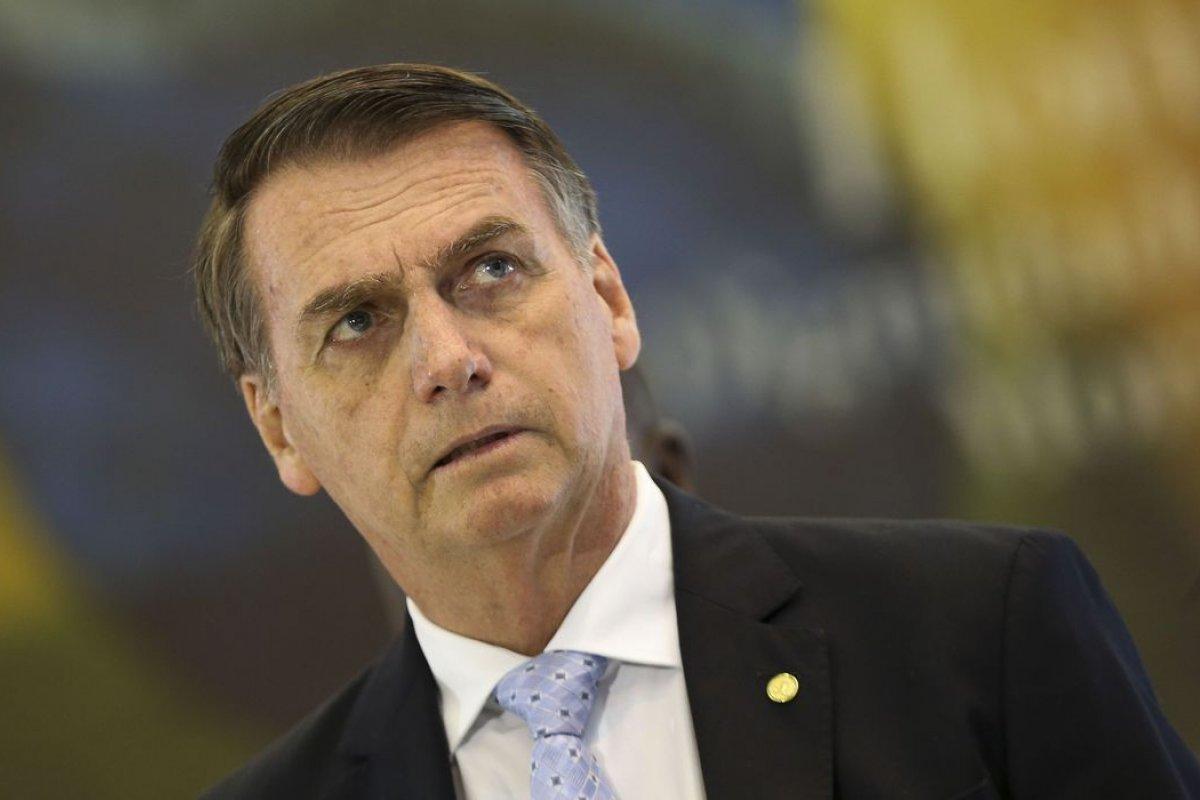 [PGR arquiva investigação contra conduta de Bolsonaro em atos antidemocráticos]