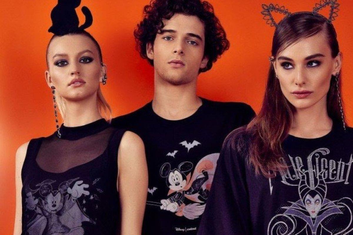 [Colcci lança coleção para o Halloween com personagens da Disney]