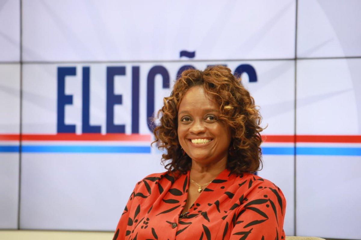 [Podcast: Confira a entrevista com a candidata à prefeitura de Salvador, Major Denice (PT)]