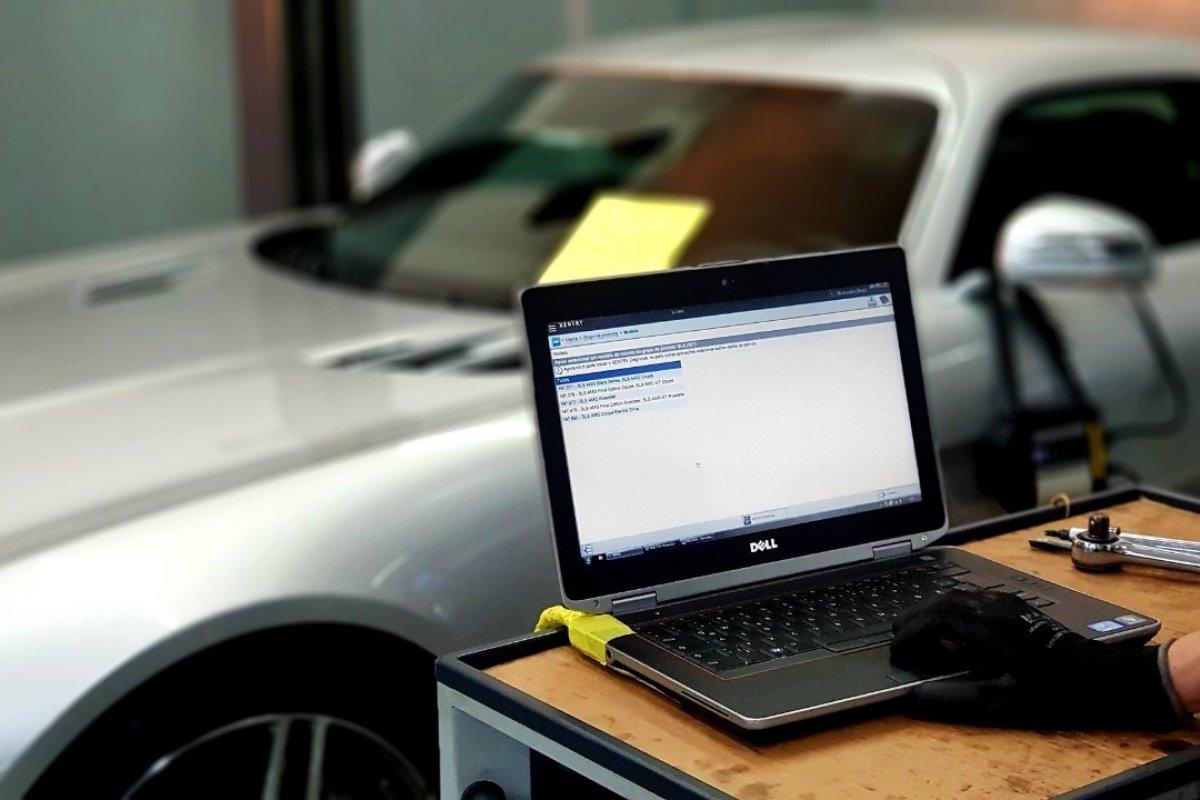 [Como e quando fazer o diagnóstico eletrônico de um veículo premium?]