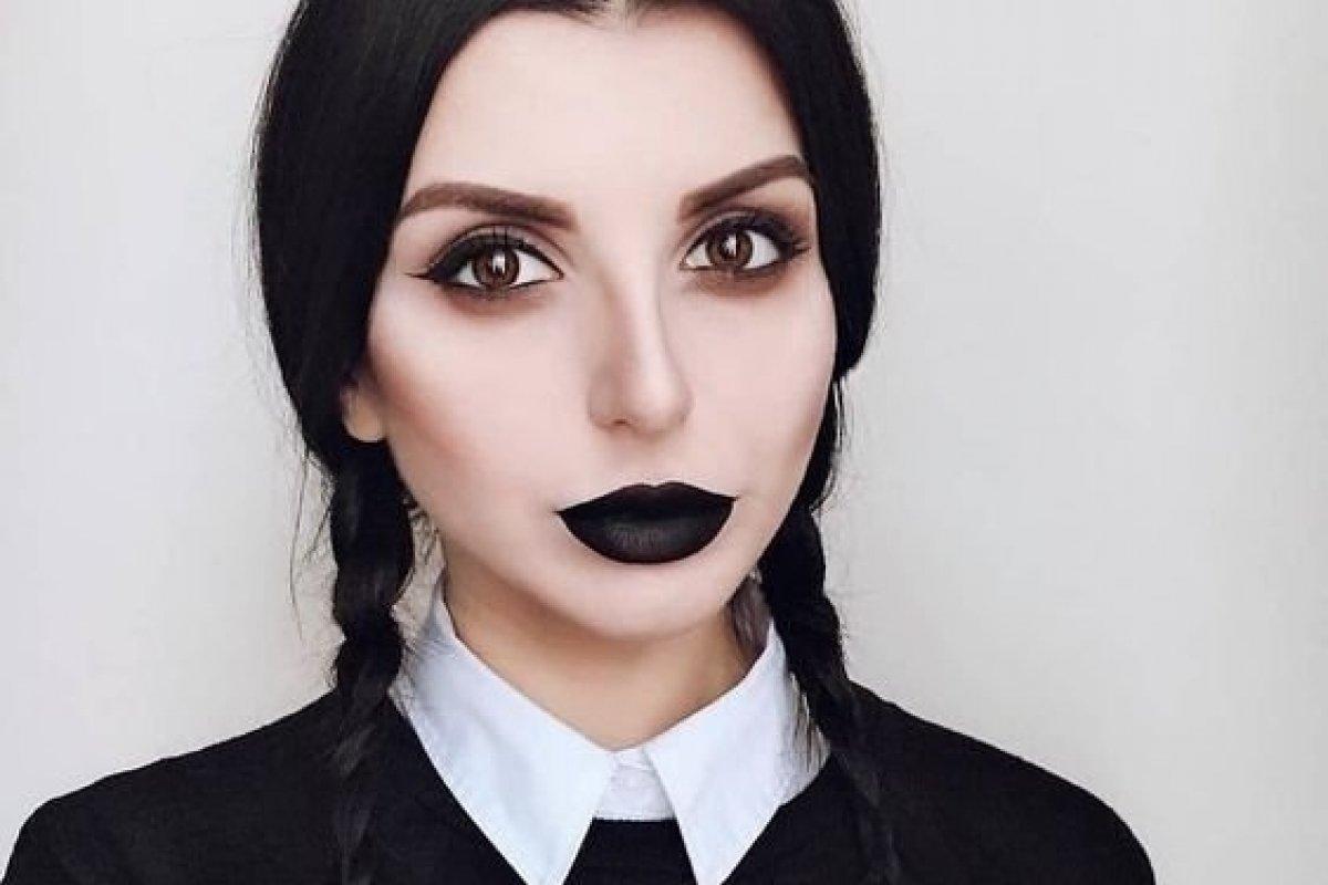 [Inspirações de maquiagens para o Halloween ]