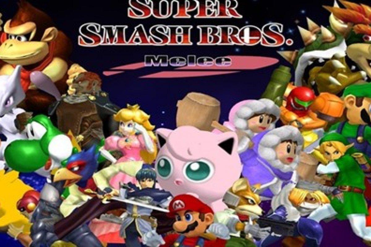 [Nintendo cancela torneio de Smash Bros. por uso de emuladores online]