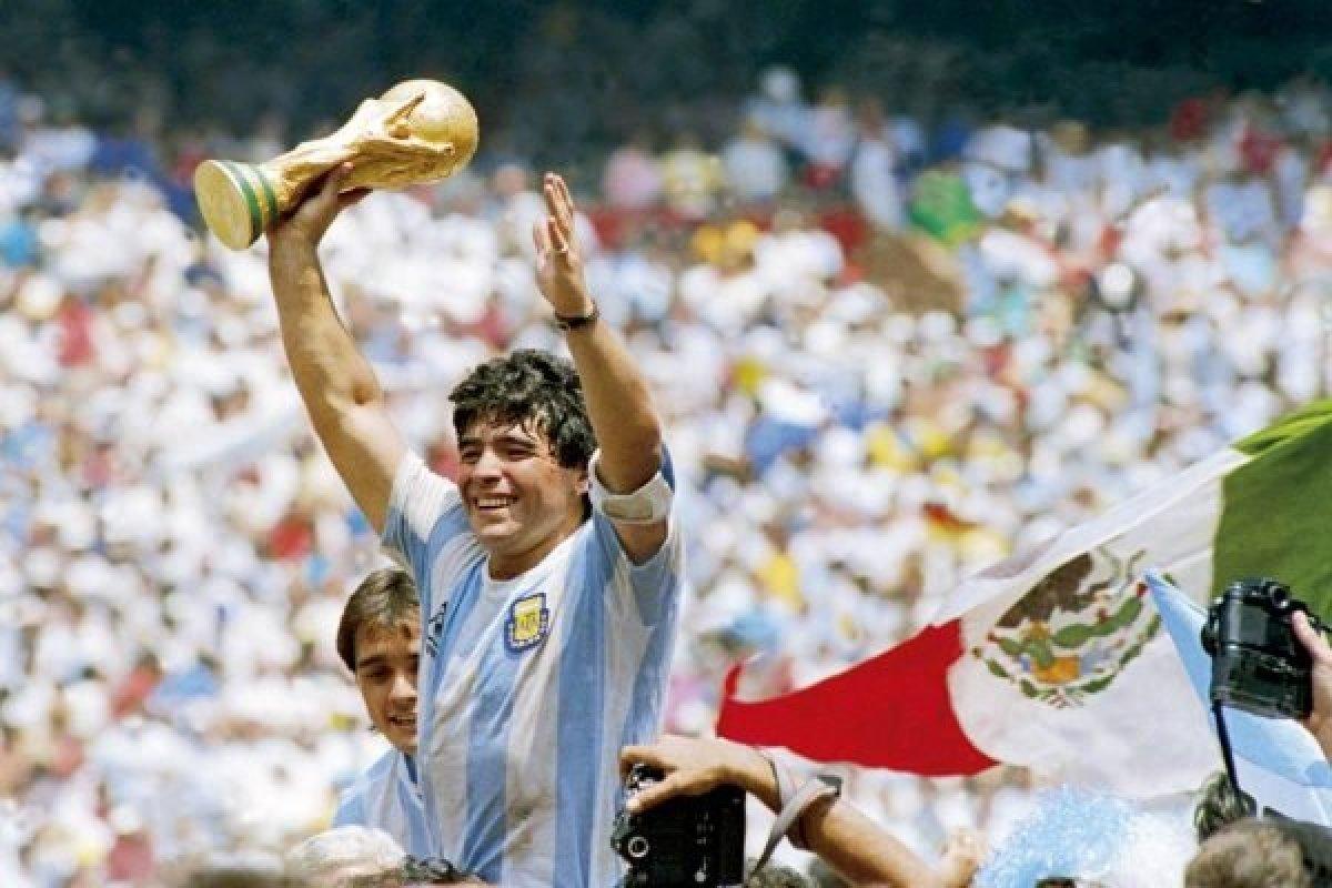 [Conmebol chama Maradona de