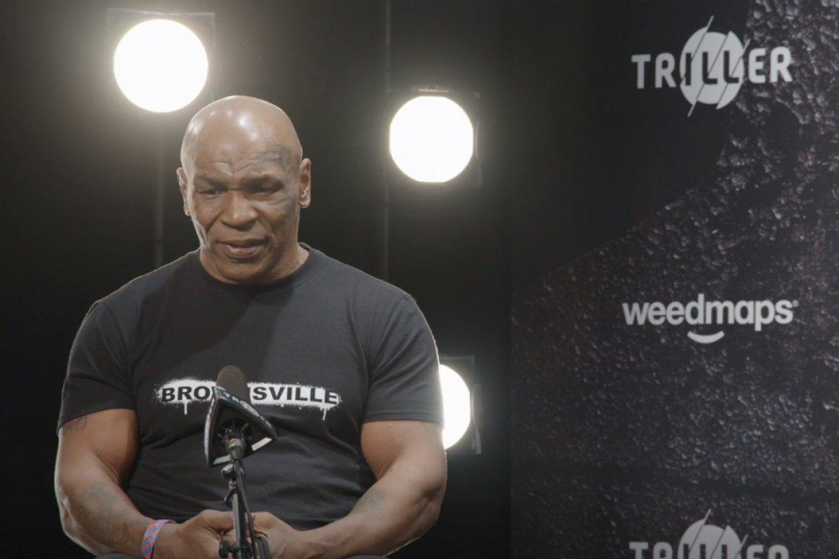 [Mike Tyson retorna aos ringues neste sábado (28), contra Roy Jones Jr.]