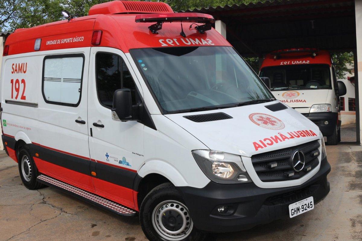 [Polícia conclui inquérito de caso de abuso sexual em ambulância do Samu e indicia socorrista por estupro]
