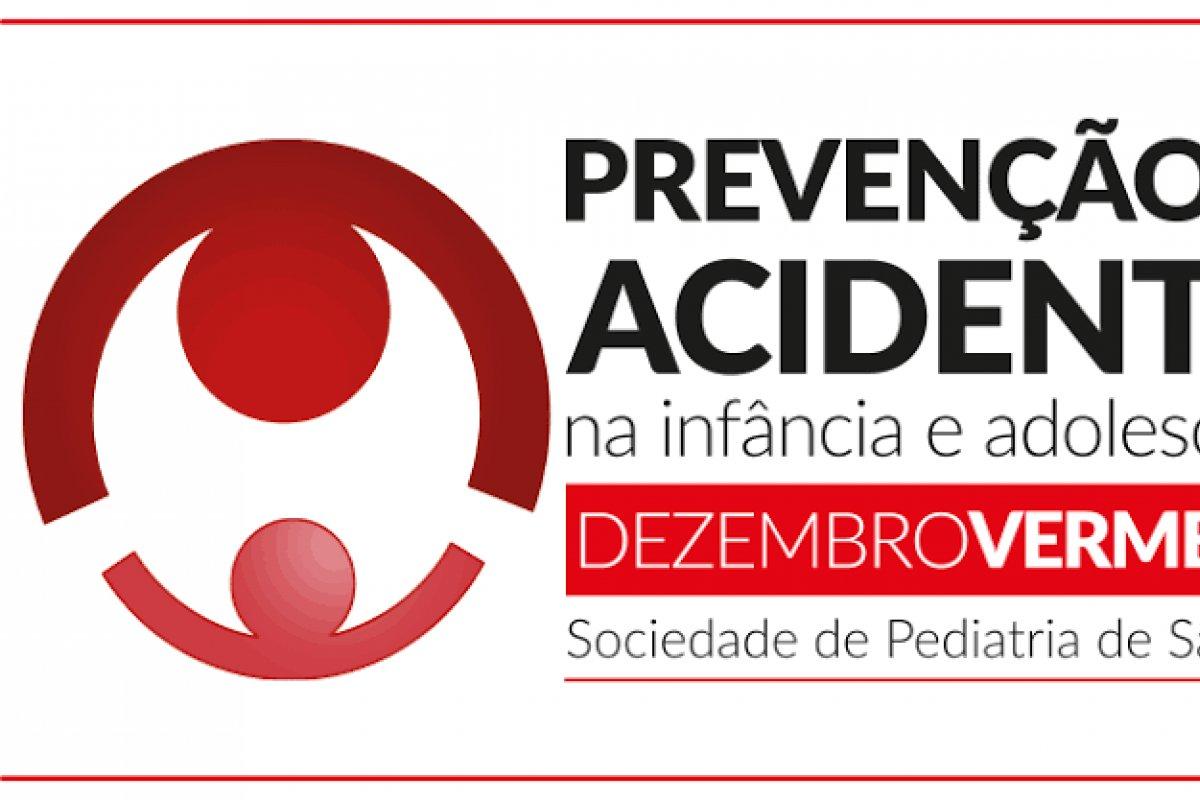 [Campanha Dezembro Vermelho alerta para a prevenção de acidentes entre crianças e adolescentes]