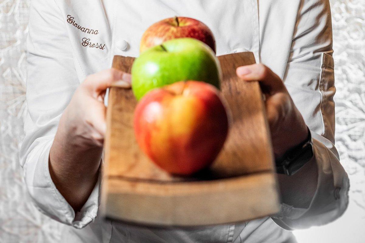 [Receitas exclusivas exploram diversidade e sabor das maçãs europeias]