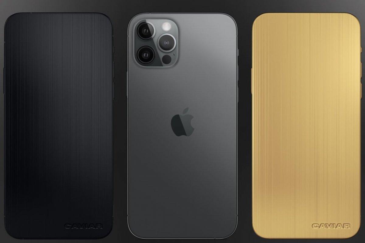 [iPhone 12 Pro Max ganha edição de R$ 35 mil contra espionagem]
