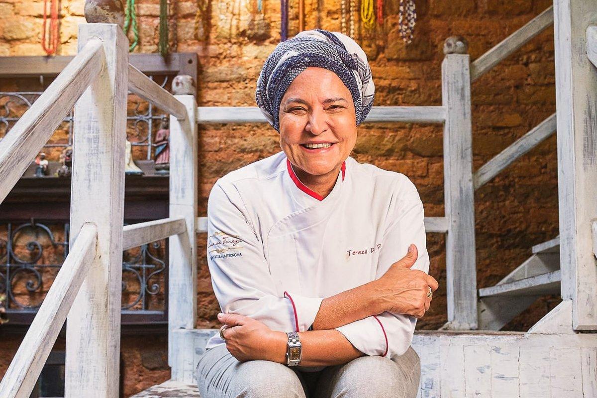 ['Edição Especial 2020 do Tempero' terá um programa reunindo as chefs Tereza Paim e Morena Leite]