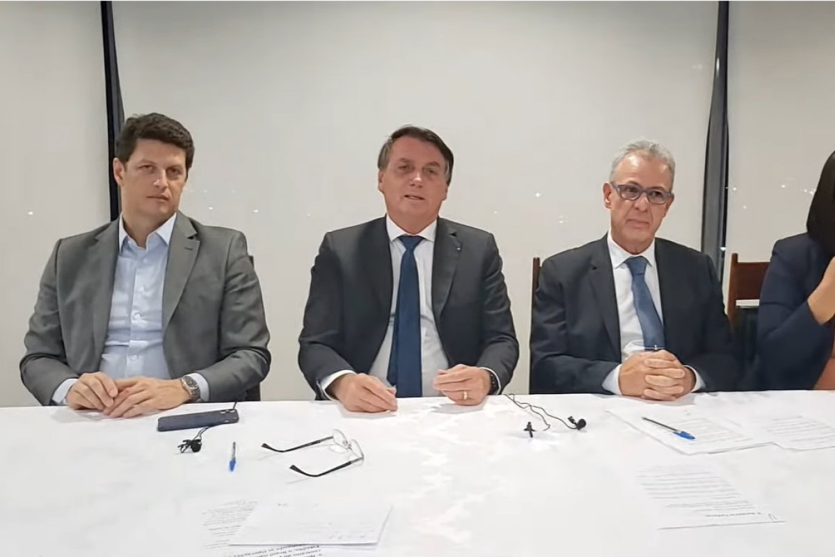 [Bolsonaro confirma vinda a Salvador nesta sexta (4)]