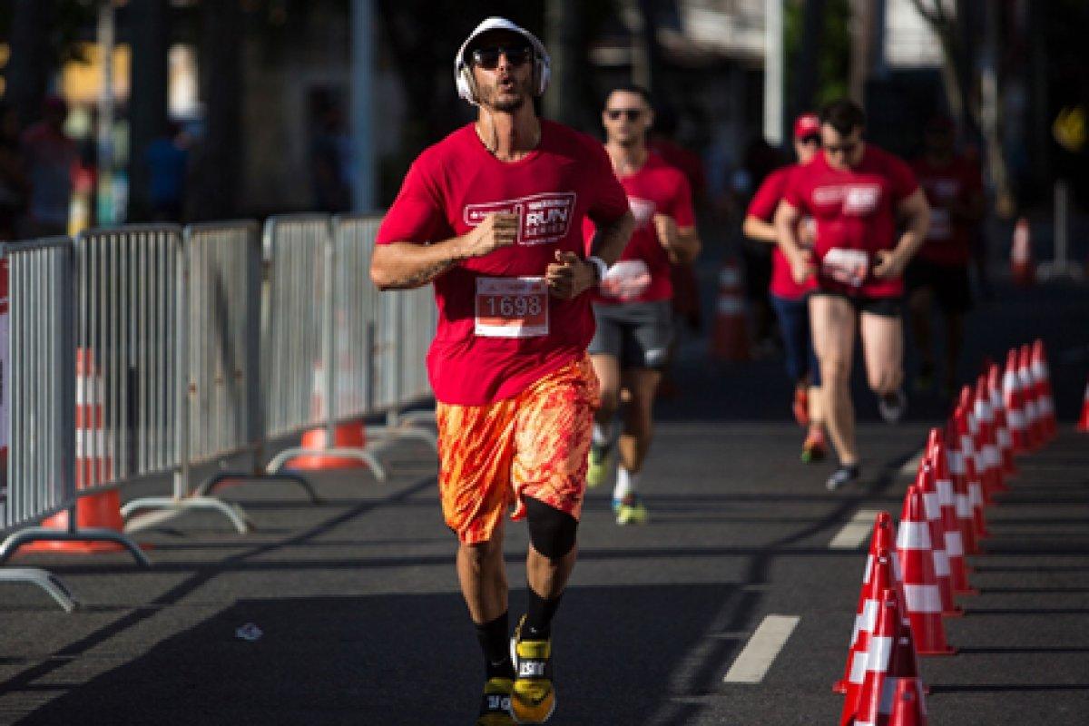 [Shopping em Salvador promove corrida com meia maratona ]