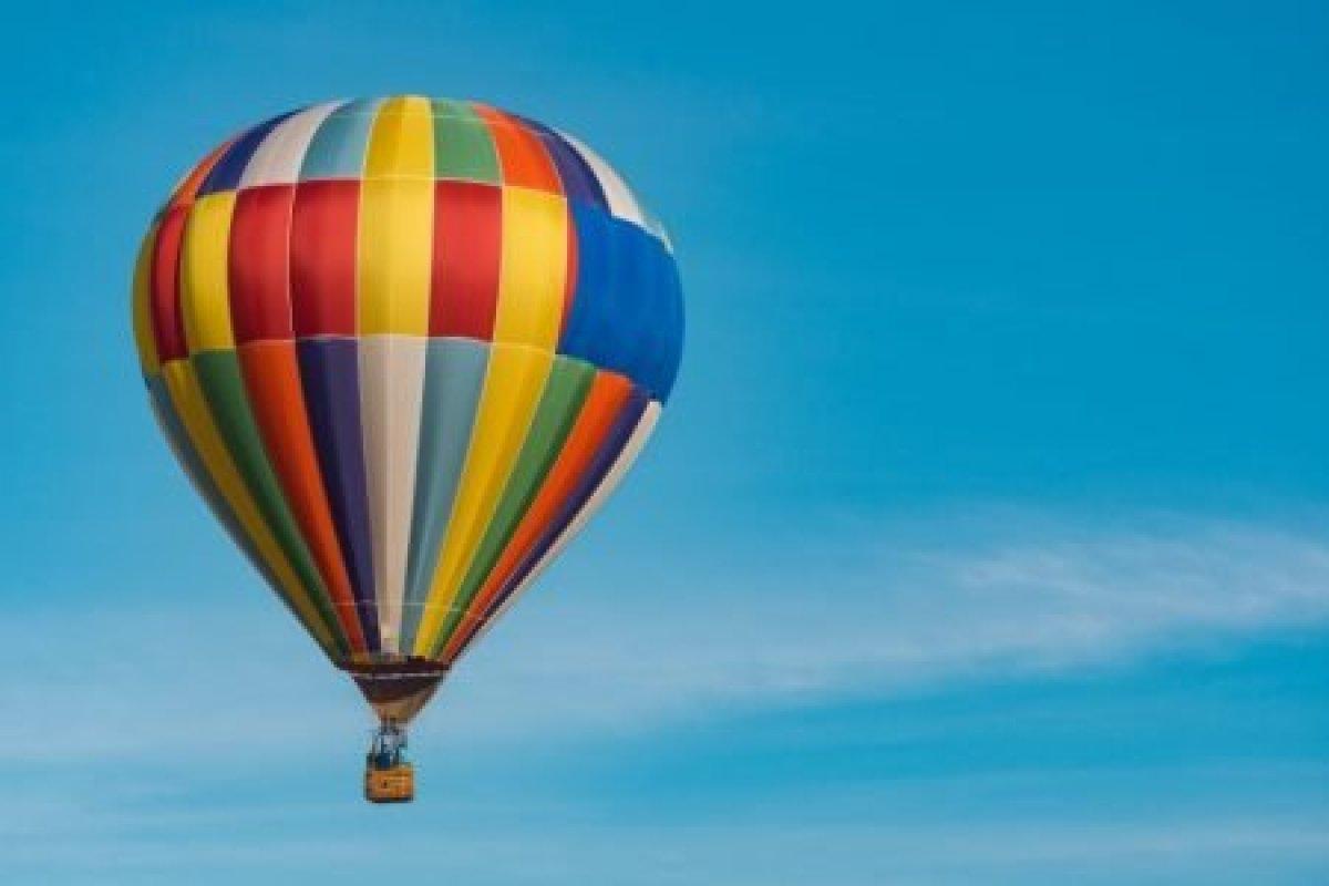 [Pirenópolis terá voos no segundo maior balão do Brasil]