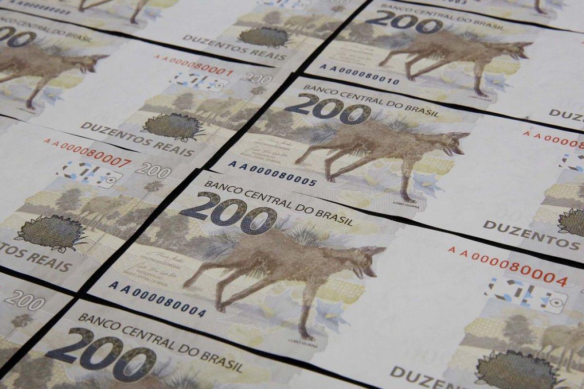 [BC produziu apenas 12% das notas de R$ 200 em 2020]