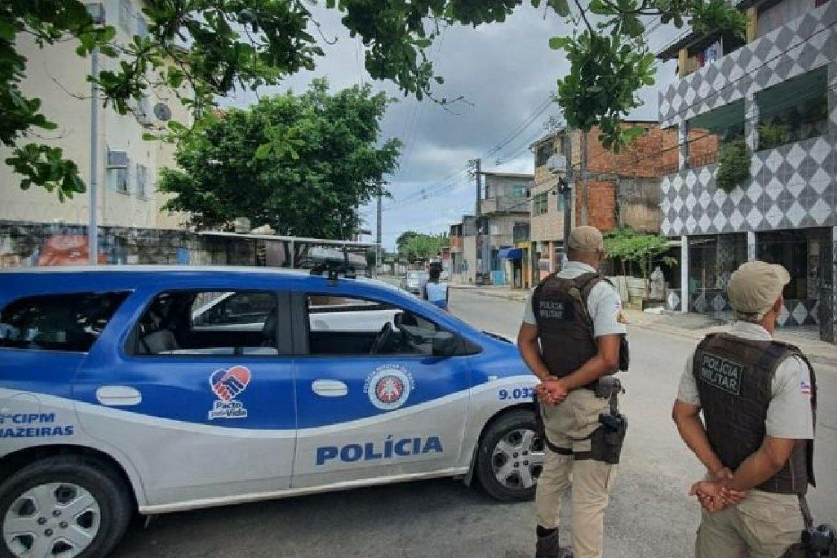 [Polícia encontra corpo de homem no bairro de Cajazeiras]