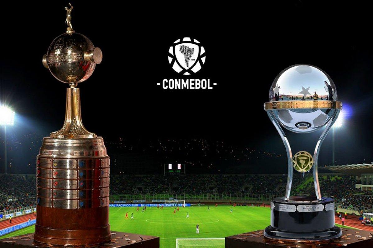 [Conmebol define logística da final; Santos e Palmeiras terão 300 convidados]