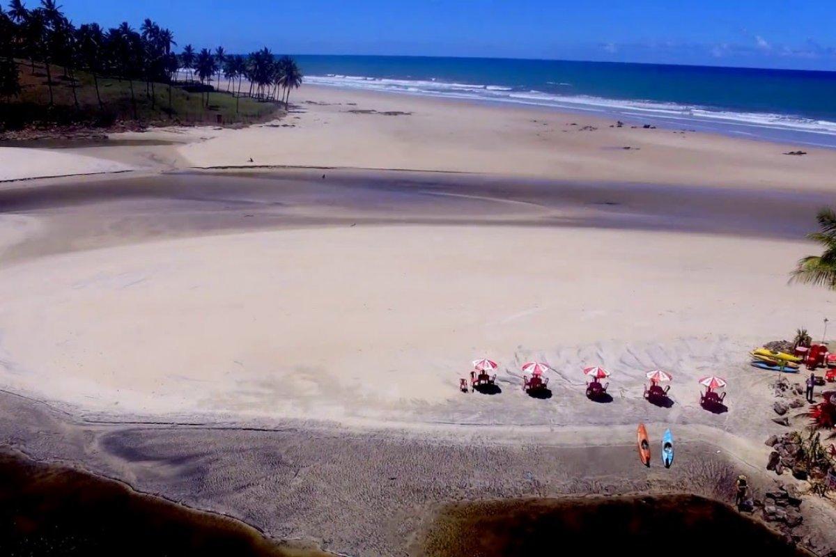 [Homem morre afogado em praia de Ilhéus, no sul da Bahia]