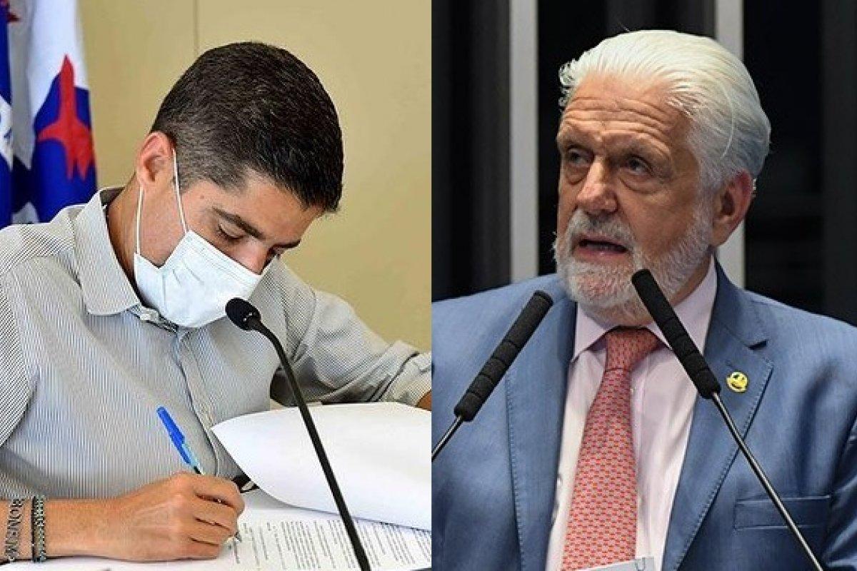 [ACM Neto admite que disputa em 2022 com Wagner será acirrada]