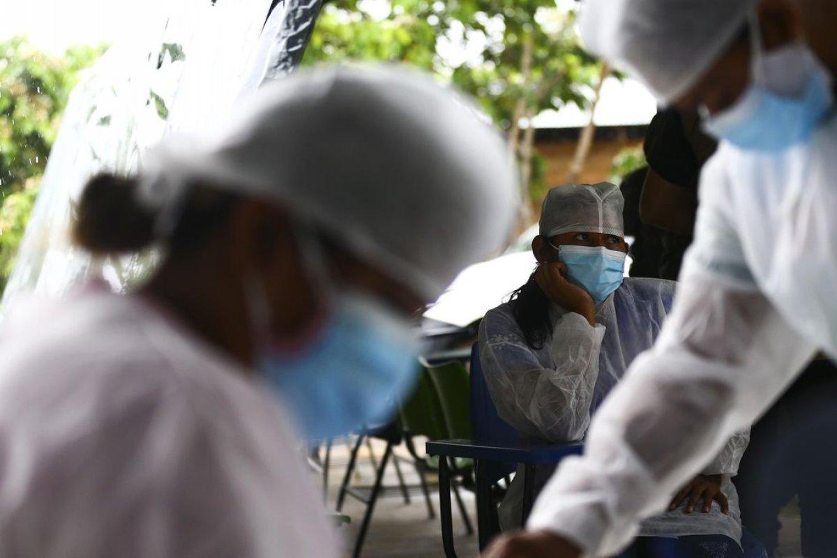 [Iniciativa do Conasems capacitará profissionais de saúde para vacinação contra a Covid-19]