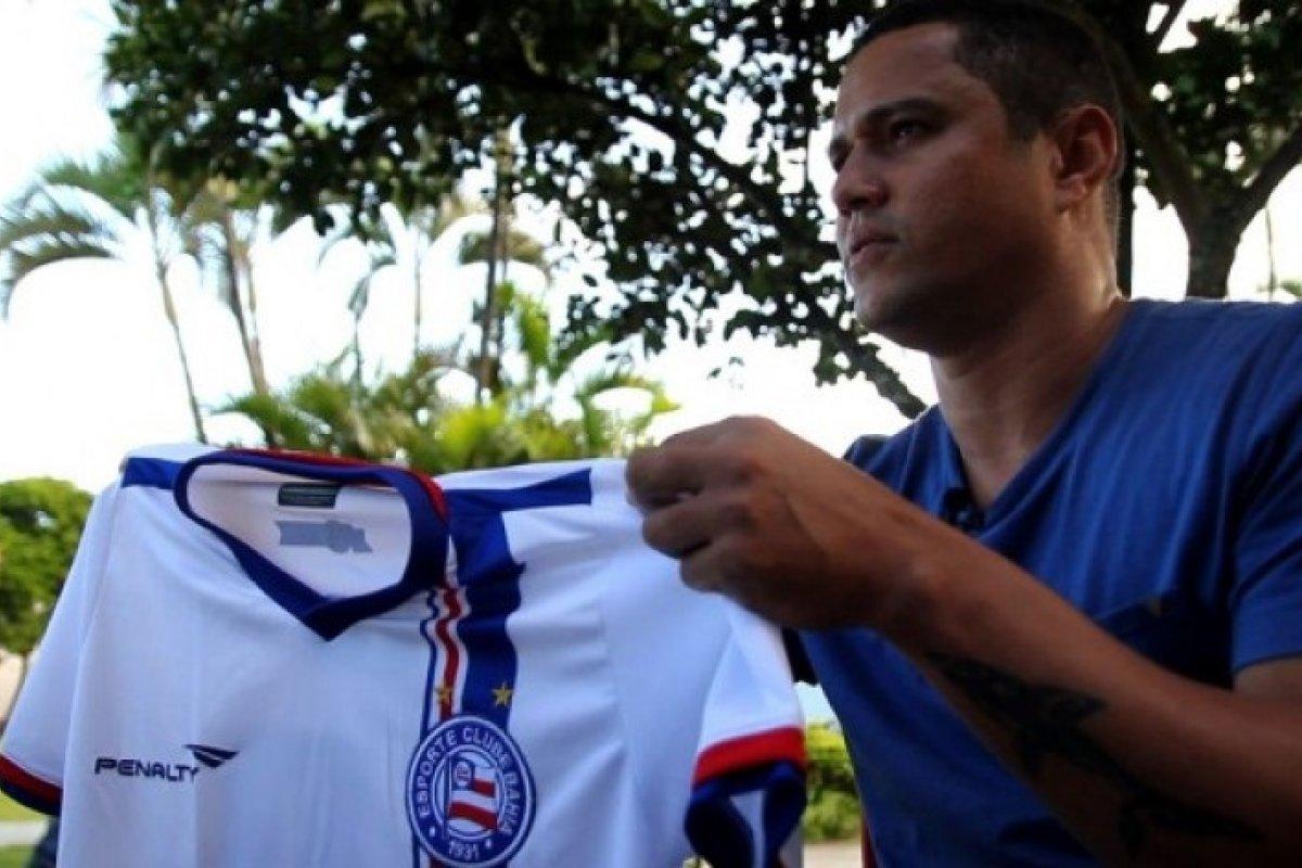[Marcelo Ramos será homenageado pelo Bahia]