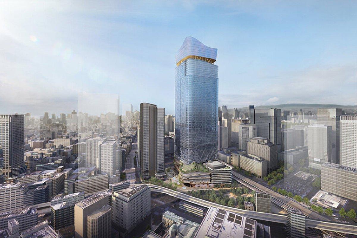 [Confira o design da Torch Tower, o arranha-céu mais alto do Japão que estará pronto em 2027]