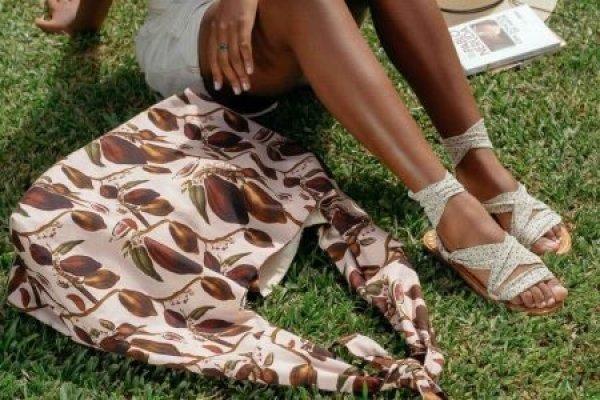 [Bela Gil lança coleção em parceria com a marca vegana Insecta Shoes]