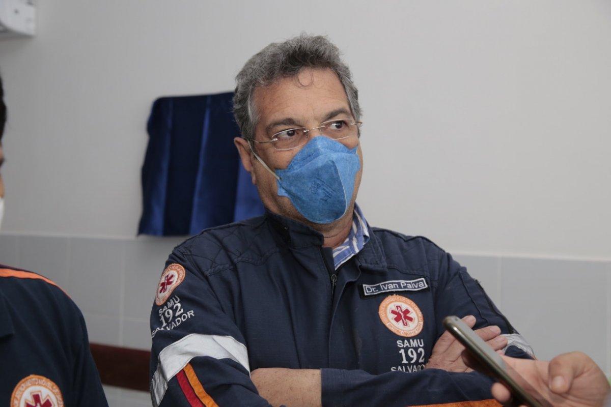 Coordenador do Samu afirma que não há como vencer a luta contra a Covid-19  sem a participação da população - Coronavírus   Farol da Bahia