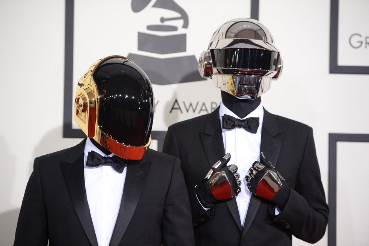 [Daft Punk anuncia fim da dupla após 28 anos de carreira]