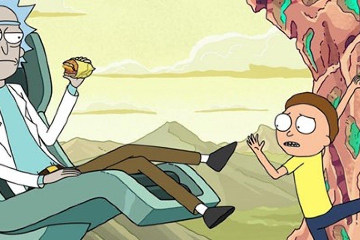 [Rick and Morty: roteiristas já estariam trabalhando em novas temporadas]