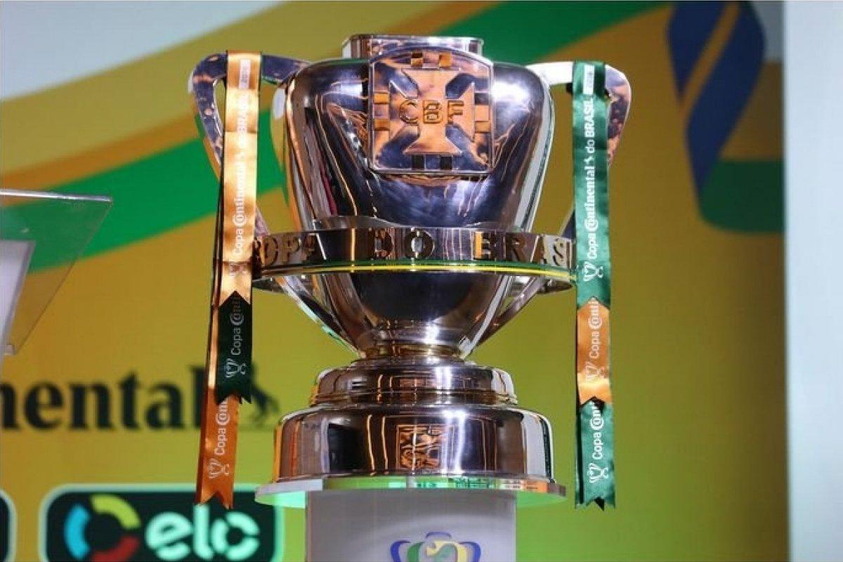 [CBF muda horário de jogo decisivo da final da Copa do Brasil]