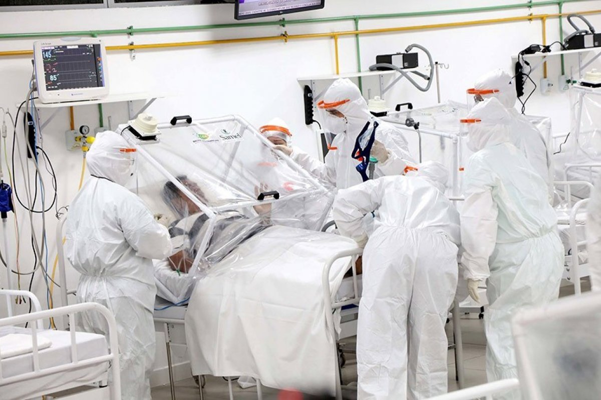 [Estudo indica que mais de 41% dos profissionais de saúde tem insônia durante a pandemia]